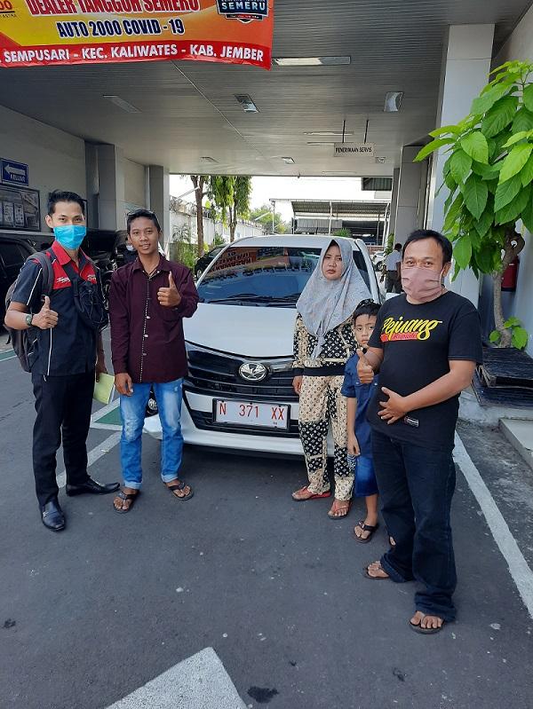 Sales Mobil  Toyota Jember