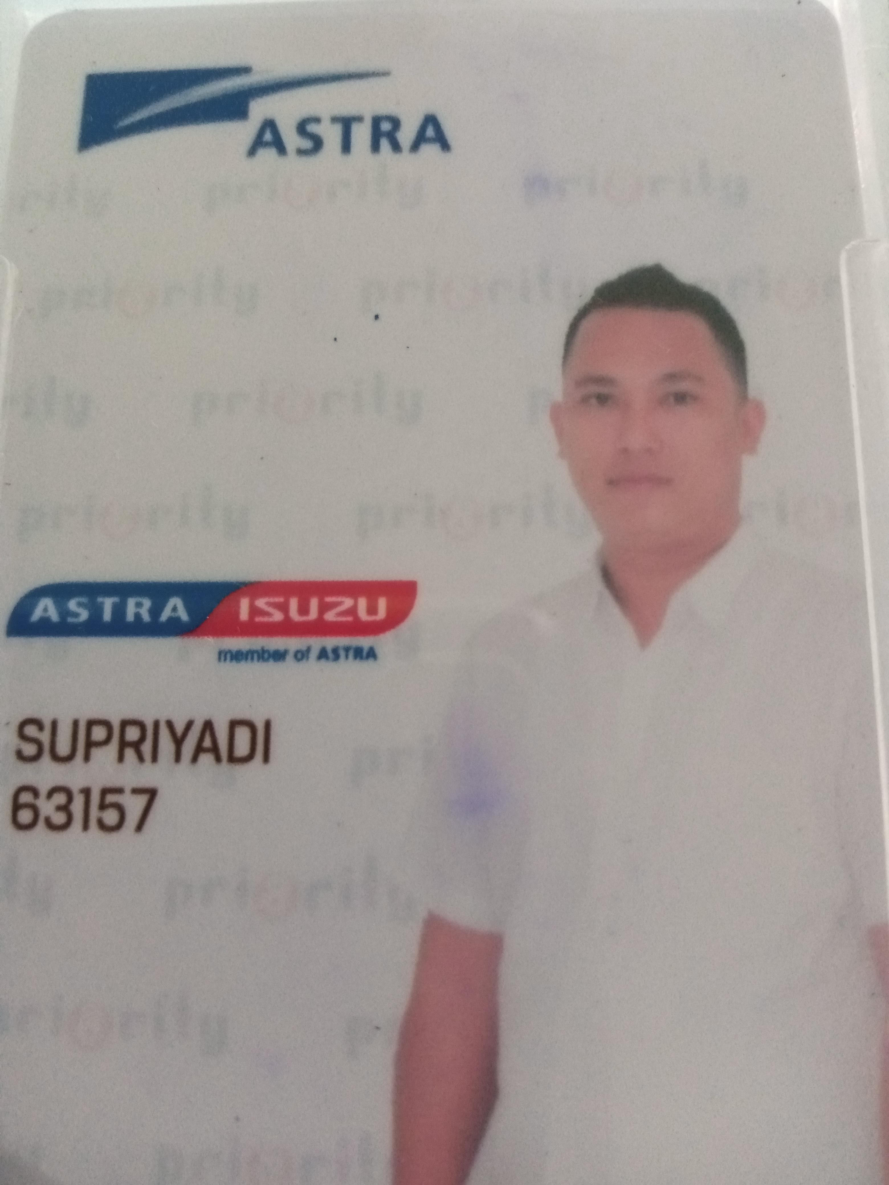 Sales Mobil  Isuzu Bogor