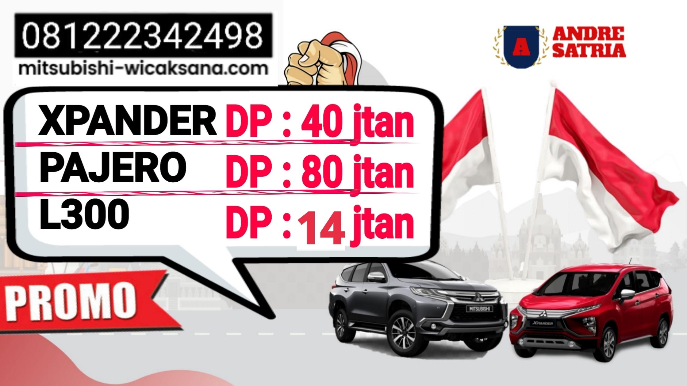 Sales Mobil  Mitsubishi Bandung