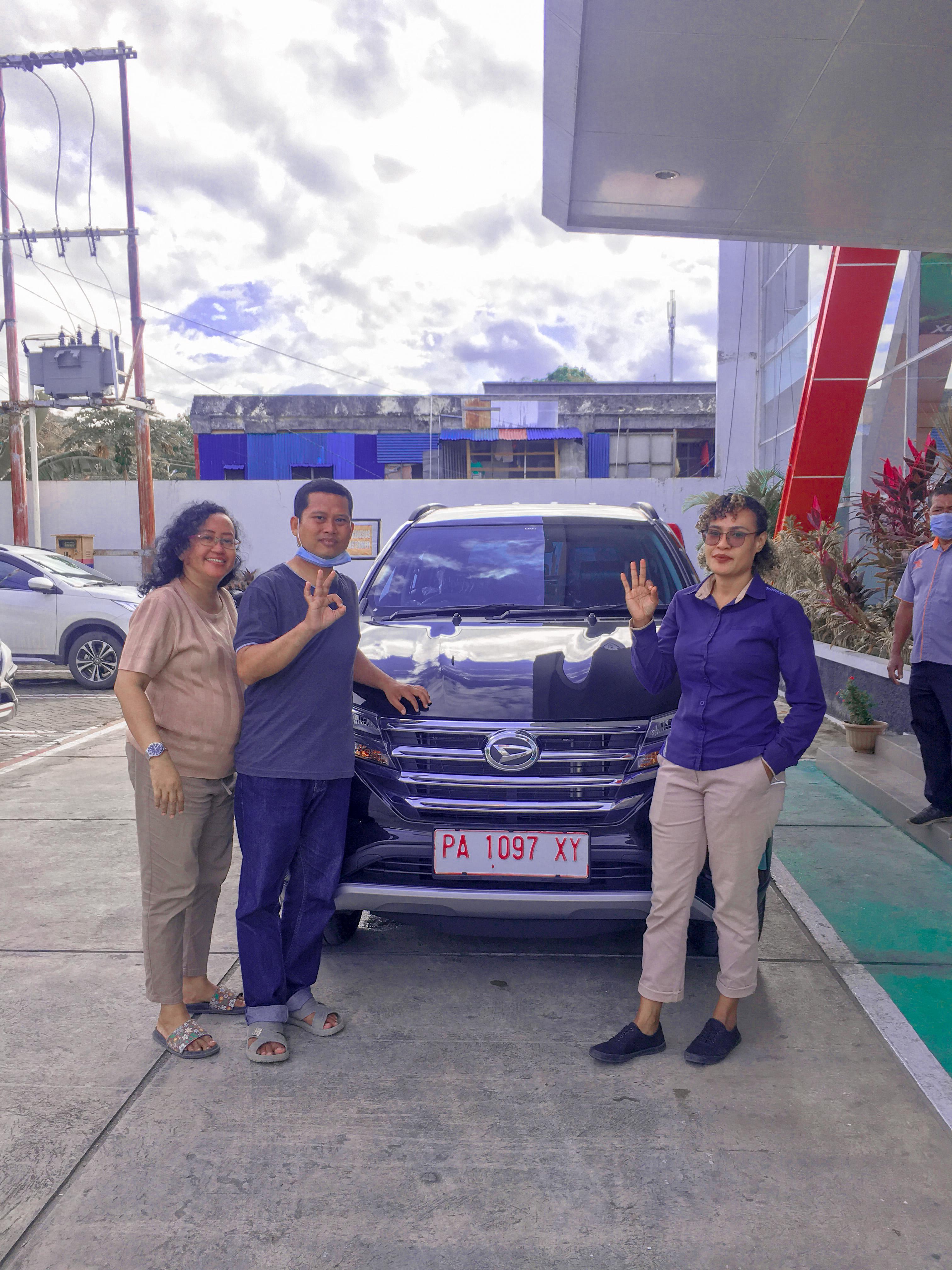 Sales Mobil  Daihatsu Jayapura