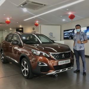 Sales Peugeot Surabaya