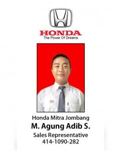 Agung Honda