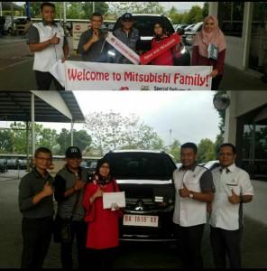 Sales mitsubishi Padang