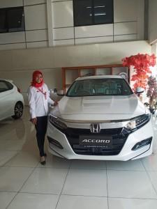 Sales honda Jakarta Selatan