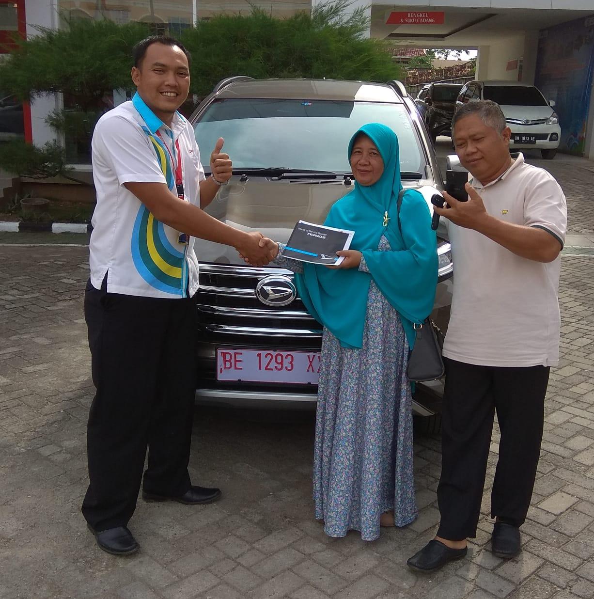 Sales Mobil Sales Daihatsu Bandar Lampung