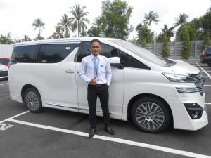 Sales Toyota Lampung