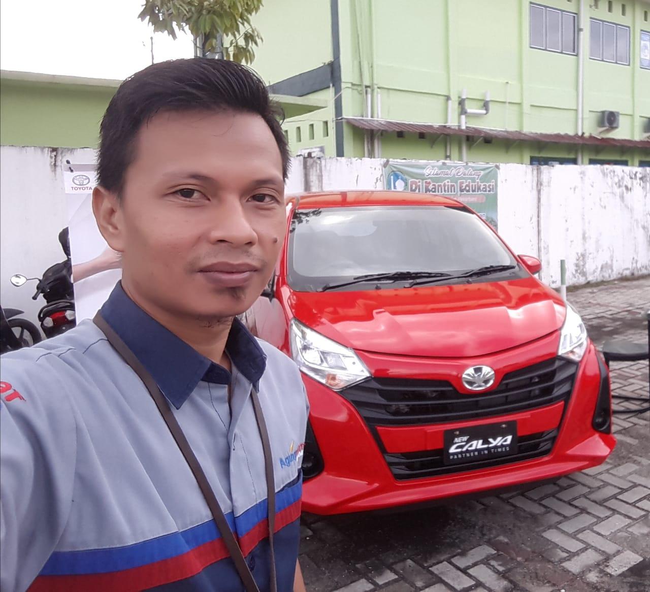 Sales Mobil Sales Toyota Riau
