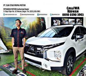 Sales mitsubishi Bogor