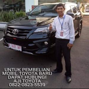 Sales toyota Jakarta Barat