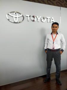 Sales Toyota Cianjur
