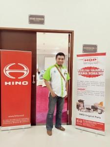 Sales hino Semarang