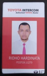 Ridho Hardinata