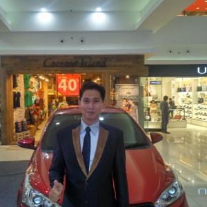 Sales toyota Tangerang