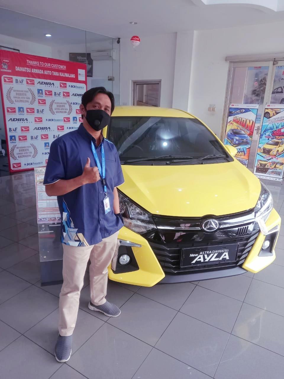 Sales Mobil  Daihatsu Jakarta Barat