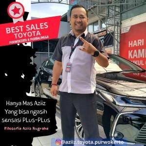 Sales Toyota Purbalingga