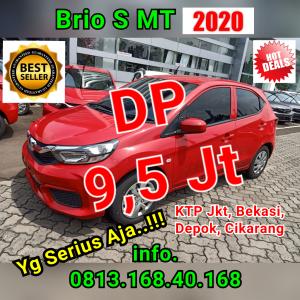 Sofyan Achmad Honda Brio DP 9,5 juta