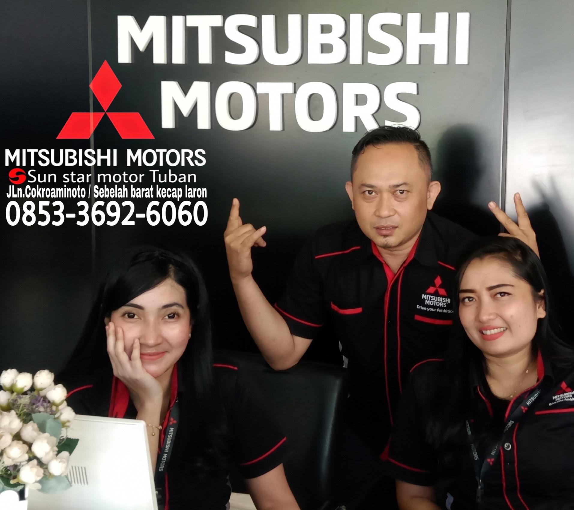 Sales Mobil  Mitsubishi Tuban