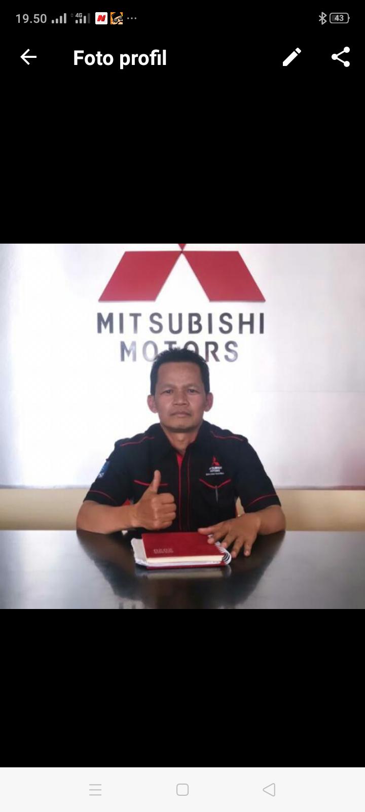 Sales Mobil  Mitsubishi Payakumbuh