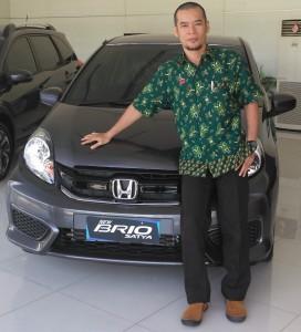 Sales Honda Palangkaraya