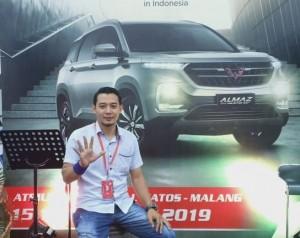 Sales wuling Malang