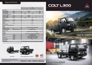 PROMO L300  Sales Mitsubishi Jombang
