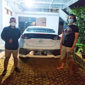 DELIVERY HYUNDAI IONIQ EV SIGNATURE @ BANYUWANGI - JAWA TIMUR  Hyundai Gresik