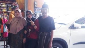 Pesan RUSH TRD Malam  Toyota Yogyakarta