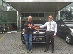 crv mobil yang nyaman dan aman  Sales Honda Medan