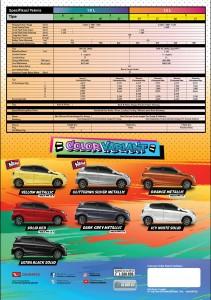 DETAIL SPESIFIKASI NEW AYLA FACELIFT 2020 Sales Daihatsu Jepara