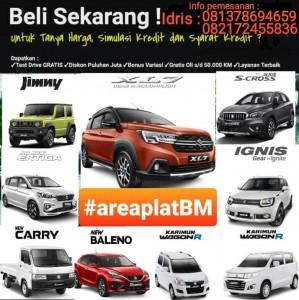 Suzuki area Plat BM Sales Suzuki Riau