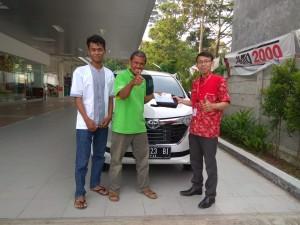 Terima kasih Sales Toyota Cikande