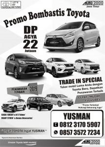 Promo Bombastis Toyota Tulungagung Sales Toyota Tulungagung