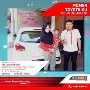 Momen Toyota Sales Toyota Tulungagung