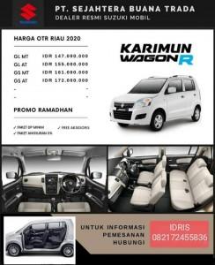 Karimun Wagon R Sales Suzuki Riau