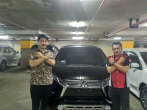 Makasih ko hartono atas kepercayaan nya   Mitsubishi Bekasi