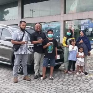 Delivery Order Unit Suzuki XL 7   Suzuki Pekanbaru