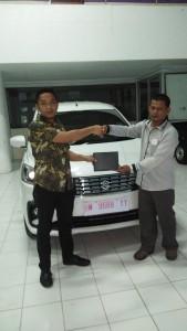 Delivery Order Unit All New Ertiga GL  Suzuki Pekanbaru