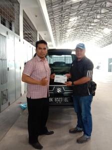 Kepuasan Pelanggan Sales Suzuki Medan