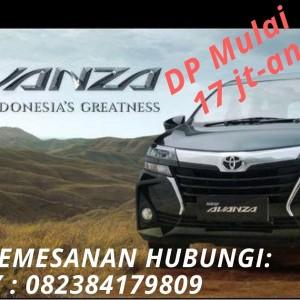 TOYOTA Avanza Sales Toyota Padang