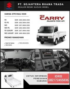 Suzuki New Carry Pickup Sales Suzuki Riau