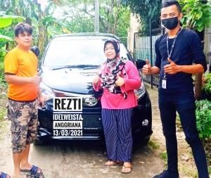 Serah Terima Unit An REZTI IDELWEISTA A Kredit Toyota Bekasi
