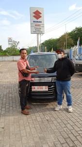Delivery Order Unit Wagon R GS  Suzuki Pekanbaru