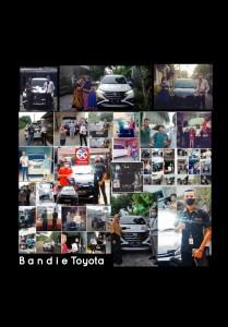 Kumpulan Serah Terima Unit Promo Toyota Bekasi