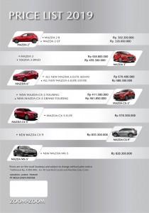 Harga Dealer Mazda Surabaya Terbaru Bulan Ini 2019 Sales Mazda Surabaya