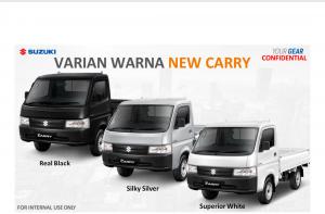 New suzuki carry pickup rajanga untung Sales Suzuki Palembang