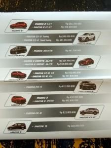 Harga Dealer Mazda Surabaya Terbaru Bulan Ini 2019