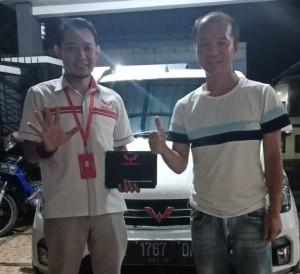 Penyerahan Unit Wuling Palembang Sales Wuling Malang