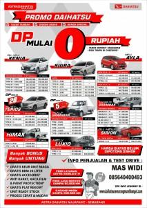 Promo Daihatsu Jepara Sales Daihatsu Jepara