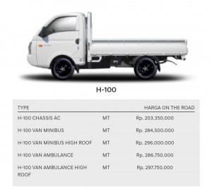 Hyundai H-100 Promo Hyundai Balikpapan