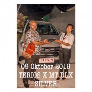 09 Oktober 2019, Terios X MT DLX  Daihatsu Jayapura
